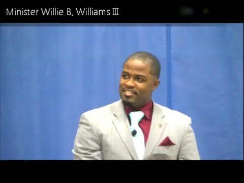 "Download ""David & Goliath"" Evangelist Willie B. Williams III sermon  (Church of Christ)"