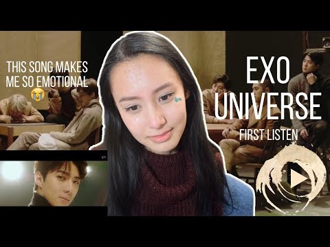 EXO - Universe MV Reaction + Album First...