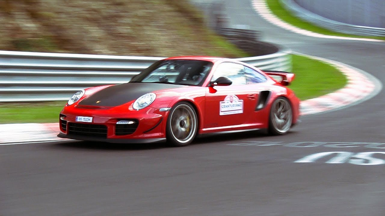 porsche 997 gt2 rs flat out on the n rburgring youtube. Black Bedroom Furniture Sets. Home Design Ideas