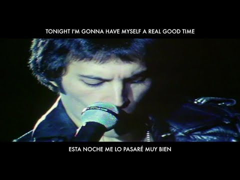 Queen - Don't Stop Me Now (Lyrics In Spanish & English / Letras en Inglés y en Español)