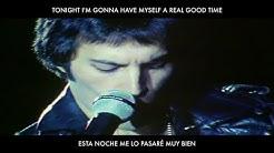 Queen - Don't Stop Me Now (Lyrics In Spanish & English / Letras en Inglés y en Español)