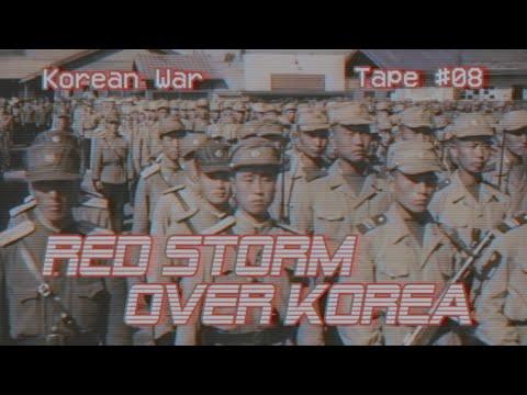Red Storm over Korea (Reupload)