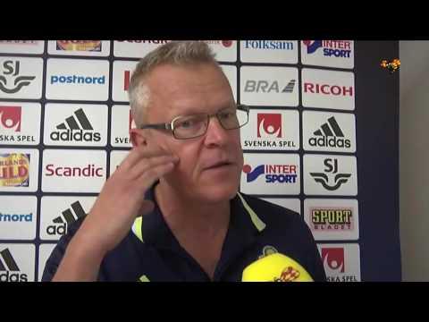 """Janne Andersson: """"Extremt olyckligt"""""""