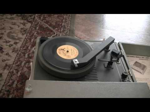 Wild Bill Hickok 2 - 78 RPM Record - Peter Pan Records