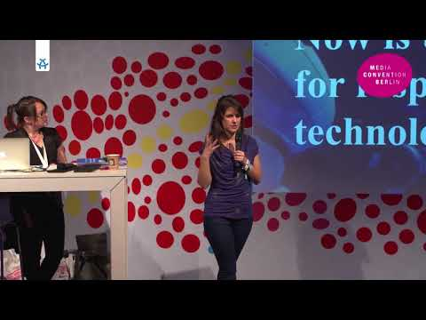 Making responsible tech the new normal? | Media Convention Berlin 2018