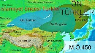 İslamiyet Öncesi Türkler/Seri Bilgiler