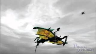 Panzer Dragoon Orta Official Trailer (2002, Sega/Smilebit)