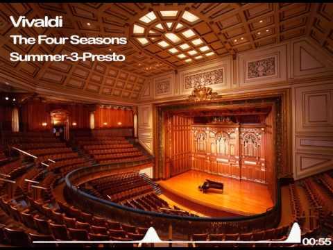 Vivaldi - The Four Seasons - Summer-3-presto