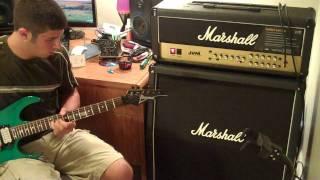 Marshall JVM 210H Demo - Evan Taucher