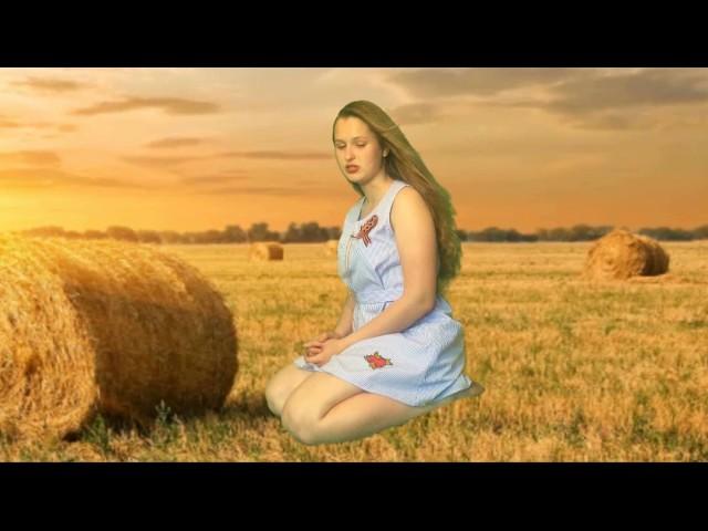 Изображение предпросмотра прочтения – АнастасияЛопатина читает произведение «Ты помнишь, Алёша, дороги Смоленщины» К.М.Симонова