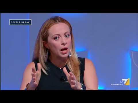Meloni (Fratelli d'Italia), immigrazione: 'Numero chiuso ultima fesseria di Renzi'