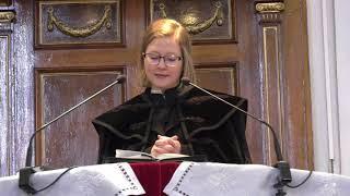Református istentisztelet 2018.12.30.