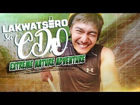 Lakwatsero sa Cagayan de Oro: Extreme nature adventure
