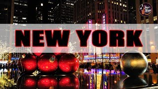 Christmas Songs - NEW YORK Christmas Jazz - Background New York CLASSICS
