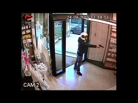 arresto rapinatore bresso