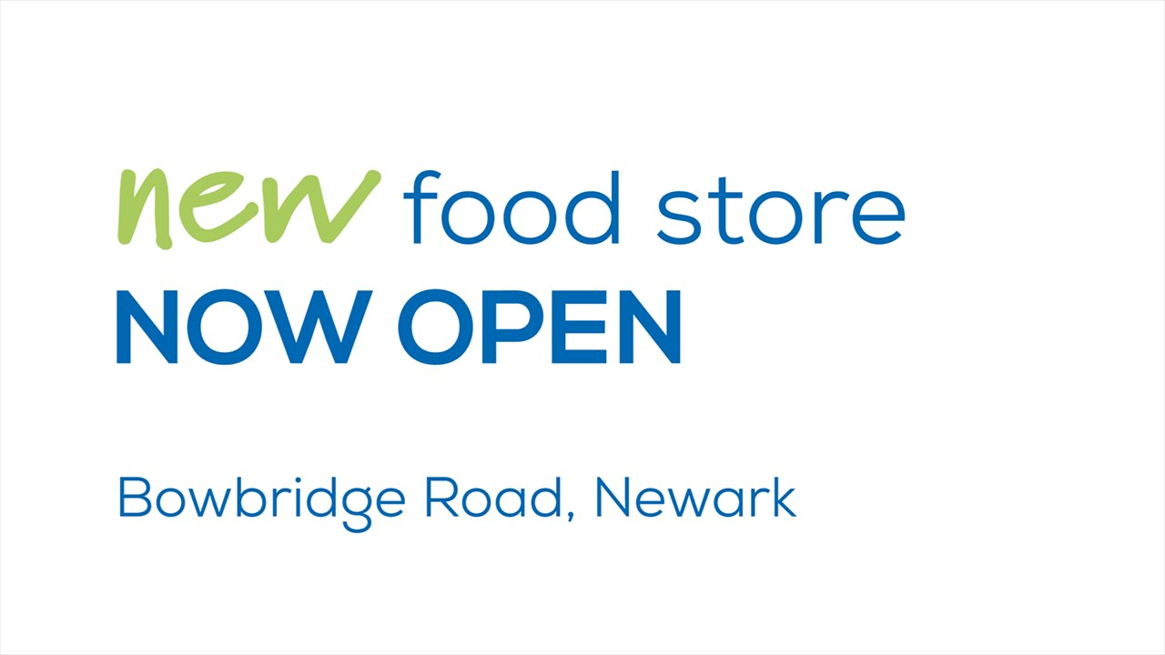 Bowbridge road food store now open youtube for What grocery stores are open today