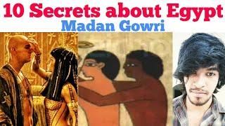 10 Secrets - Ancient Egypt | Tamil | Madan Gowri | MG