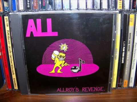 ALL - Allroy's Revenge (1989) Full Album