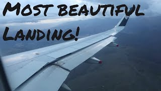 Landing in Queenstown | World's most Beautiful Airport | Remarkable Mountains | Cricket with Snehal thumbnail