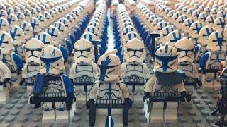 Huge 2016 Clone Army!! (Krisproductions)