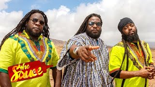 Morgan Heritage urge Kenyans to take up Huduma Namba and comment on Buju's coming to +254  The Sauce Video