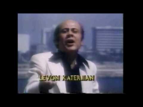 Levon Katerjian - Hayer Jan [1978 Video]