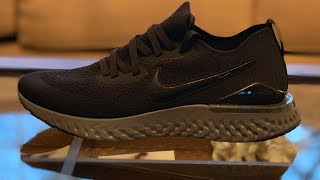 117bc7f9217e Unboxing the Nike Epic React Flyknit 2 Black Anthracite (Newly Released)