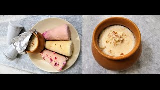 Easy, simple homemade KULFI recipe, malai kulfi recipe, WhiskMixStir