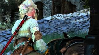 The Witcher 3: Lambert death and funeral