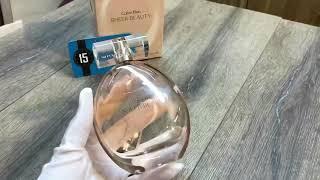 CK Sheer Beauty by Calvin Klein 100ml EDT Perfume for Women 15Auth-CK Sheer Beauty