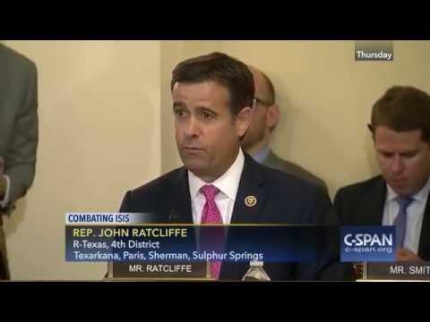 Ratcliffe Questions Comey on AG Lynch's Decision Regarding Clinton