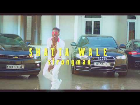 SHATTA WALE- STRONGMAN (OFFICIAL VIDEO)