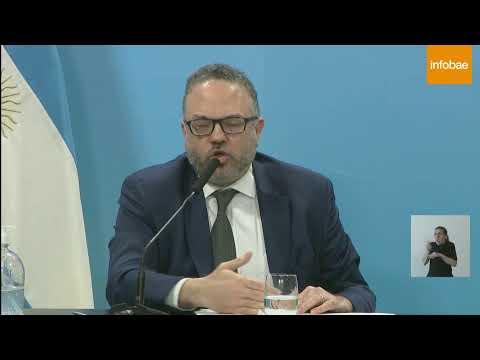 EN VIVO | Martín Guzmán y Martín Kulfas anuncian nuevas medidas para afrontar el coronavirus