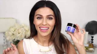 my skincare routine updated   get ready with me makeup tutorial   teni panosian
