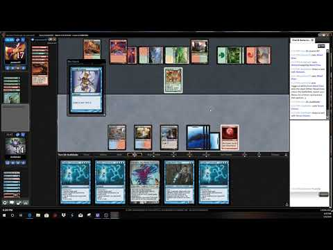 Modern Challenge 1/5/2019 RD 7: UR Breach Vs GR Scapeshift