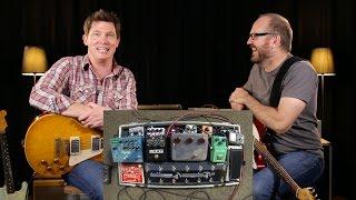Four Classic Guitars, TS808, Klon & Rat. What do we like?