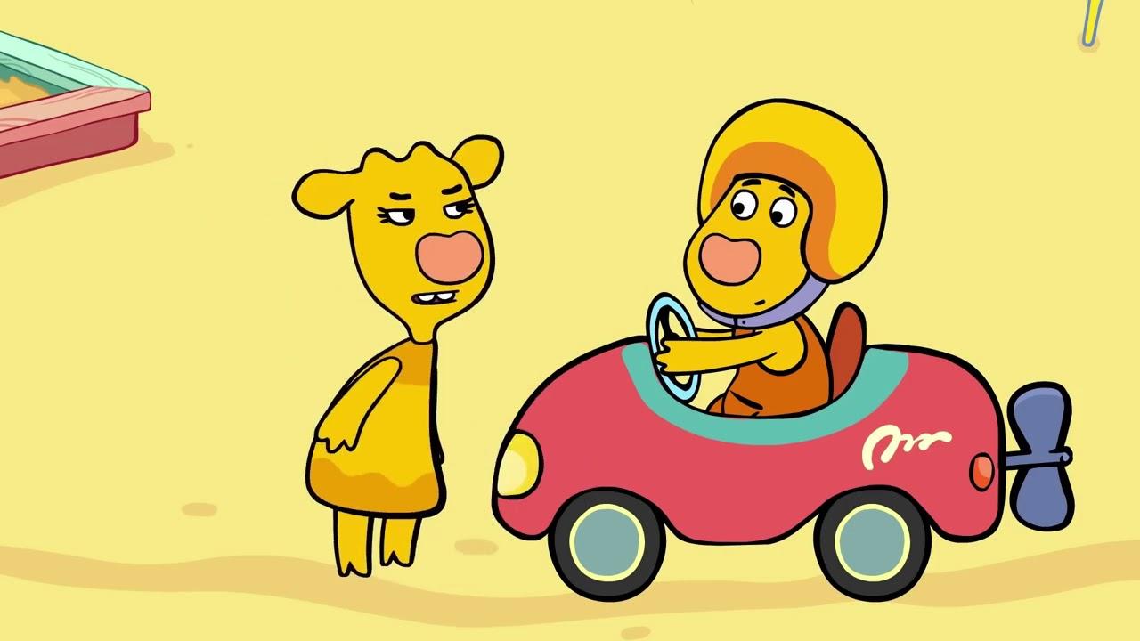 Оранжевая Корова - Сборник серий 22-24  😃 Kedoo Мультики для детей