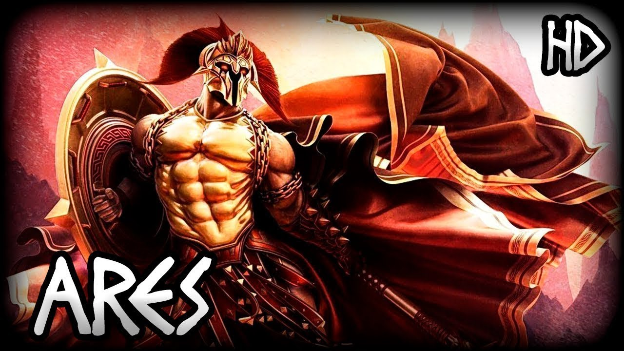 El Mito De Ares Dios De La Guerra Sello Arcano Mitología Griega