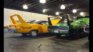 1969 Dodge Daytona or 1970 Plymouth Superbird ? Pick a 426 Hemi ? on My Car Story with Lou Costabile