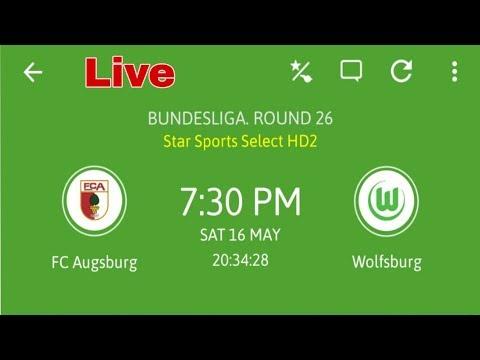 Fc Augsburg Vs Wolfsburg Live 16 May