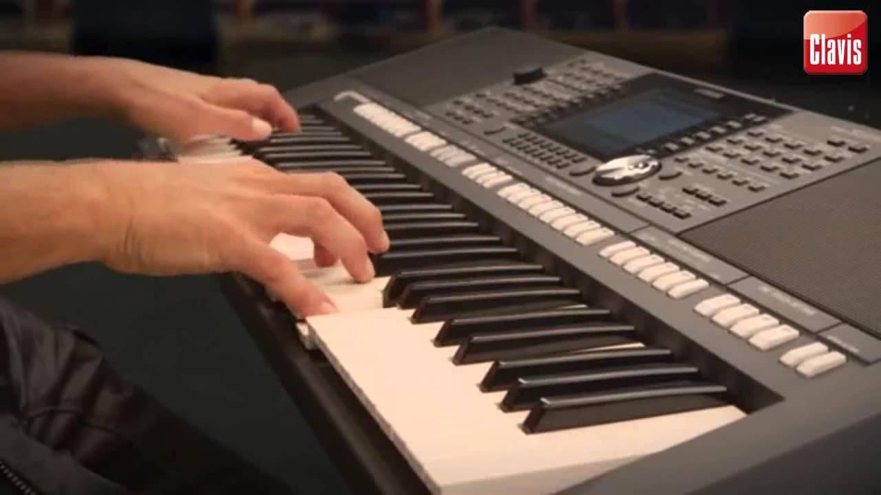 Yamaha Keyboard PSR S750/PSR S950