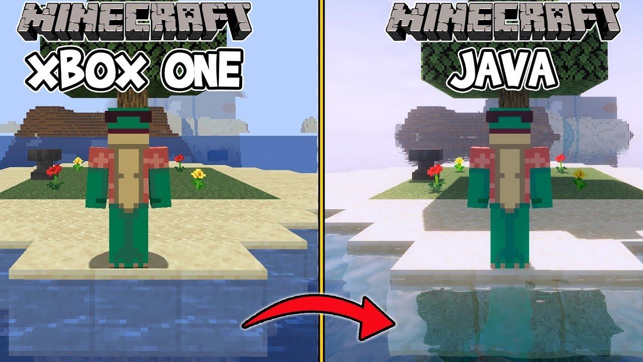 COMO PASAR MUNDOS de Xbox One /Windows 12 a Minecraft JAVA Edition Tutorial