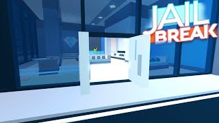 How To Open The Jewelry Store Door! ROBLOX Jailbreak