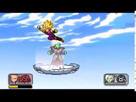 SSF2 Mods P 10 Goku Ultra Instinct MUST SEE!! - Full download