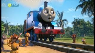 Thomas and the Monkey Palace - UK - HD