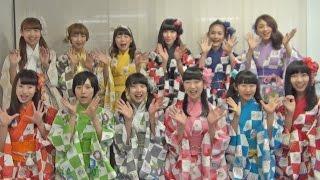 2014年8月13日にニューシングル「アッハッハ!~超絶爆笑音頭~」をリリ...