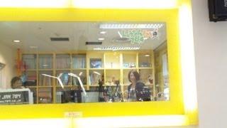 2013・9/6 原田侑子 ゲスト出演 しゅうなんFM 【山口県下松市】
