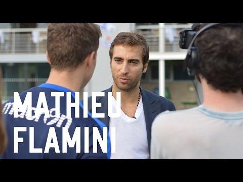 Mathieu Flamini | New Signing