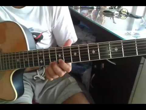 Sanson ki zaroorat hai Guitar part by Ajit Mobile 9856464782
