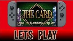 The Card - Nintendo Switch (Texas Hold Em)